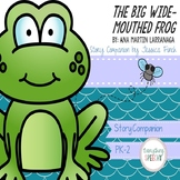 "Story Companion: ""The Big Wide-Mouthed Frog"""