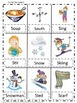 Speech Therapy Winter Articulation S Games