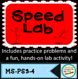 Hands-On Finding Average Speed Lab Activity