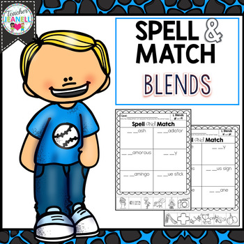 S Blends Spell and Match