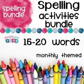 Spelling Bundle