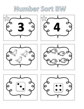 Spelling Activities|Words Their Way|Concept Sort Numbers