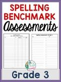 Spelling Benchmark Assessment: Grade 3