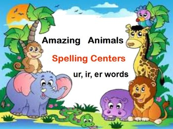 Journeys Amazing Animals Interactive Flipchart Spelling Ce