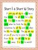 Spelling - Closed Syllable - Short i and Short u - 1st Grade