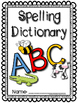 Spelling Dictionary with the 1st 100 Fry Words --- Recordi