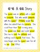Spelling Digraph ee and Magic e e-e, u-e - 1st Grade