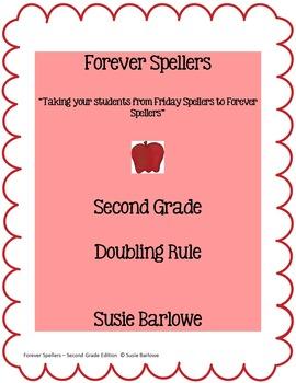 Spelling - Doubling Rule - 2nd Grade