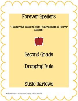Spelling - Dropping Rule - 2nd Grade