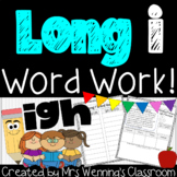 Spelling Pattern igh - A Week of Lesson Plans, Activities,