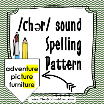 TURE Spelling Pattern