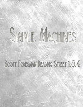 Simple Machines - Scott Foresman Spelling Practice Grade 1