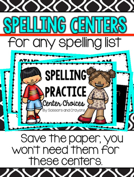 Spelling Practice for any List