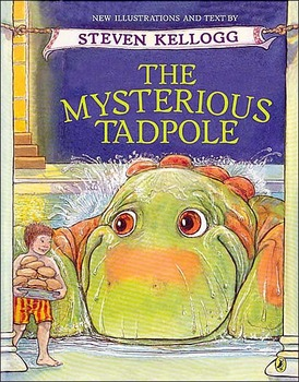 Spelling Pre-Test The Mysterious Tadpole