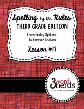 Spelling - Prefixes - Third Grade