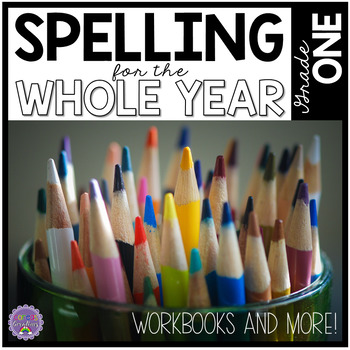 Spelling for the Whole Year