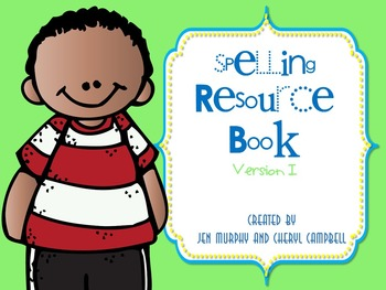 Spelling Resource Books for Students
