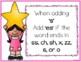 Spelling Rule Posters