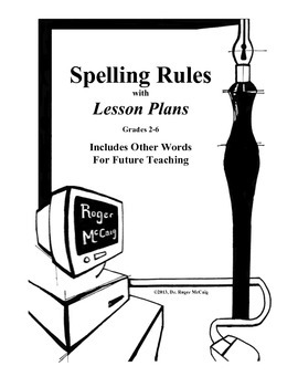 Spelling Rules with Lesson Plans (Entire School)