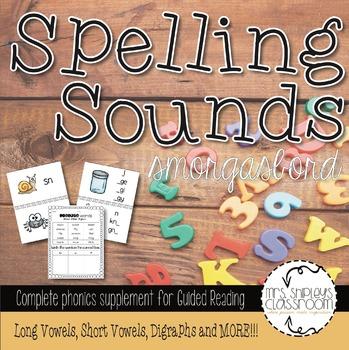 Spelling Patterns/Phonics Practice