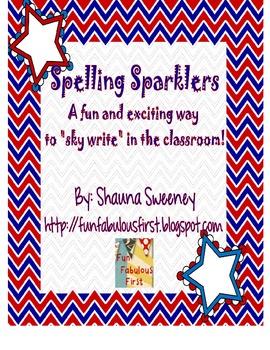 Spelling Sparklers