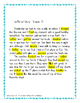 Spelling - Suffix ed - 3 Sounds - 3rd Grade