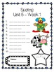 Spelling Tests 5