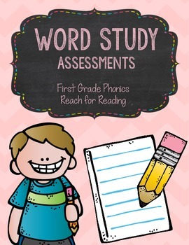 Spelling Tests for the Entire Year - First Grade - Reach f