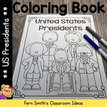 Coloring Pages for Presidents' Day