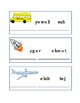 Spelling Things That Go Word Scramble Car Bus Train Rocket