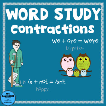 Spelling Unit Contractions