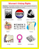 Spelling Unscramble for Women's History Month