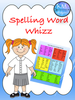 Spelling Word Whizz