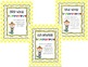 Spelling Words Their Way Spelling Lists (Level 1-4) and Ac