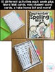 Spelling Workbook: Second and Third Grade Unit 8