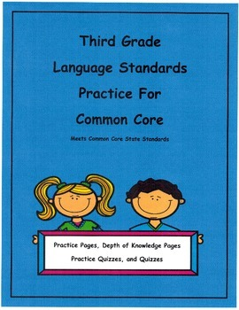 Spelling and Dictionary Usage For 3rd Grade Comm. Core Uni