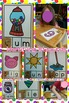 Spelling and Phonics - Long Vowel A - Word Work Center