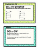 Spelling rules with simple language with practice cards