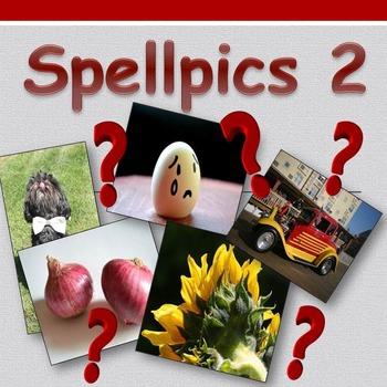 Access English: Spellpics 2 - Spelling Game