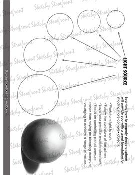 Sphere Shading Practice