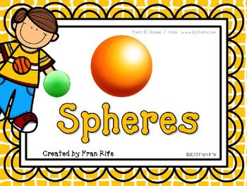 Spheres Power Point