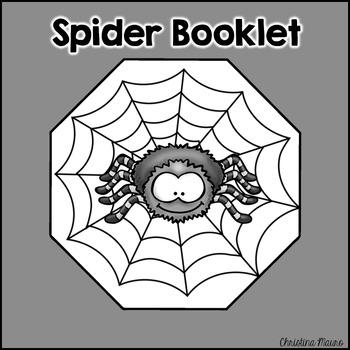 Spider Booklet