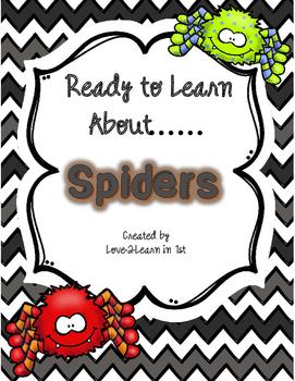 Spider Close Reading