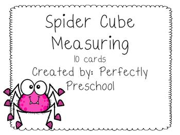 Spider Cube Measuring