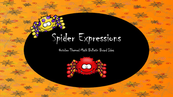 Spider Expressions