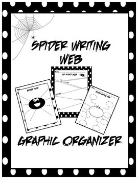 Spider Graphic Organizers