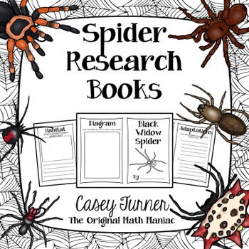 Spider Research Books