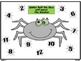 Spider Roll and Cover Number Recognition and Addition - Ki