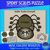 Spider Scales Puzzle