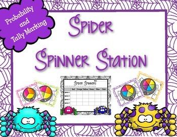 Spider Spinner Station
